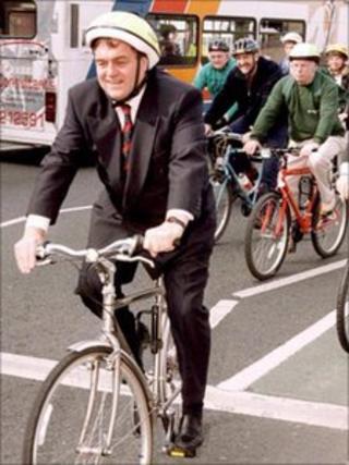 Former deputy prime minister John Prescott