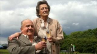 Stanley and Helen Walker