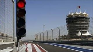 The Bahrain International Circuit