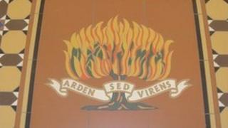 Presbyterian Church emblem