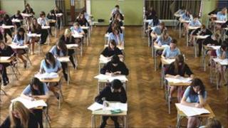 exam candidates