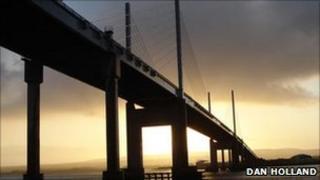 Kessock Bridge. Pic: Dan Holland