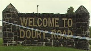 Doury Road estate