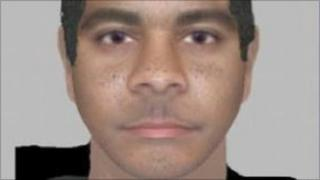 The new e-fit of a man police want to question over a series of sexual assaults in Oxford