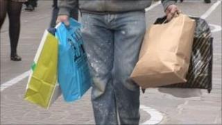 Shopping in St Helier