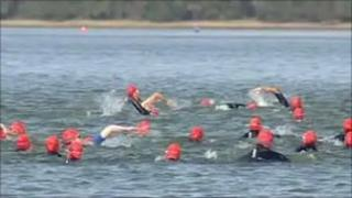 Great East Swim 2010