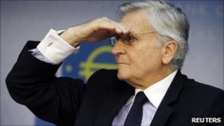 ECB president Jean-Claude Trichet