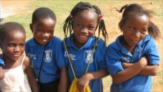 Children who receive sponsorship from the charity Compassion