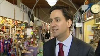 Doncaster North MP Ed Miliband