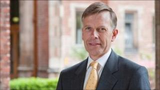 Professor Peter Gregson