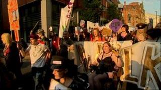 Manchester Slutwalk