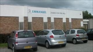 Emmanuel church outside