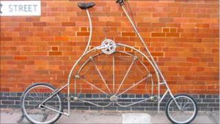 Jabberwocky bike