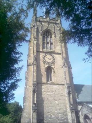 All Saints Church in Driffield