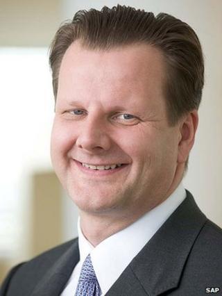 Oliver Bussman of SAP