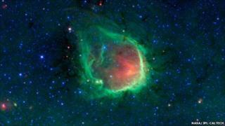 RCW 120 nebula