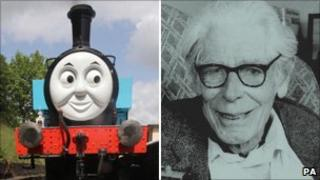 Thomas the Tank Engine and Wilbert Awdry