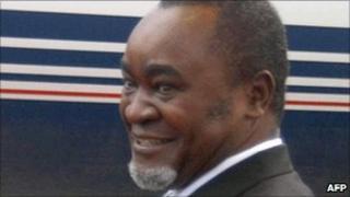 Gilbert Bukenya (May 2006)