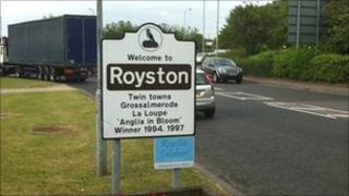 Royston, Hertfordshire