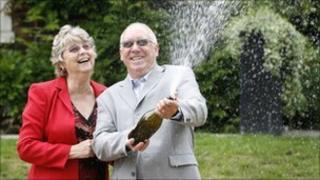Robert and Carol Hutchison