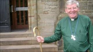 The Right Reverend Geoff Pearson