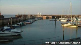 Watchet Harbour Marina