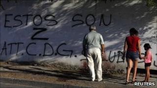 Crime Scene in Monterrey 15 June 2011