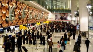 Delhi International Airport's New Terminal