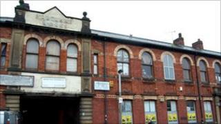 Portland Works in Sheffield