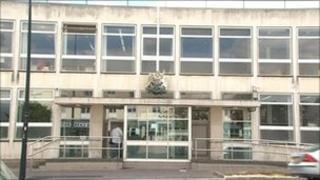 Newtownards court