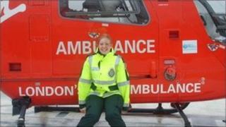 Paramedic, Lorna Lambden