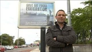 Dublin billboard