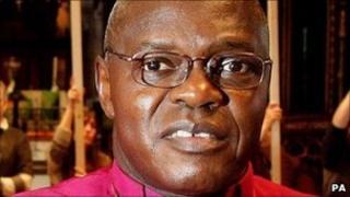 Archbishop of York John Sentamu