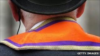 generic Orange Order member