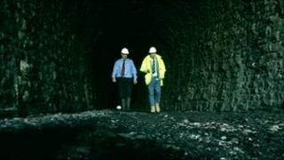 Grenofen tunnel