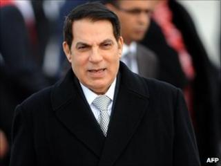 Zine al-Abidine Ben Ali (13 December 2010)