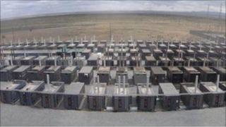 temporary power units in Kenya