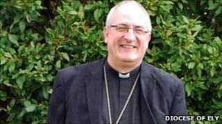 Bishop of Ely, Right Revd Stephen Conway