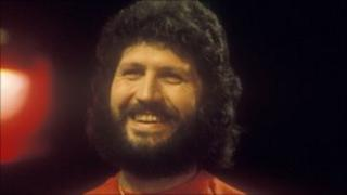 DJ Dave Lee Travis in the 70s