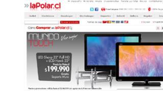La Polar's website