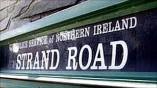 Strand Road