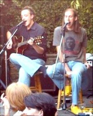 Dan Harris and John de Gruthyer
