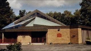 St Margaret Clitherow Catholic church, Bracknell