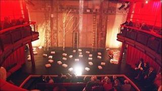 The Egg theatre, Bath