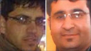 Shahbzada Muhammed Imran and Ahmedin Sayed Khyel