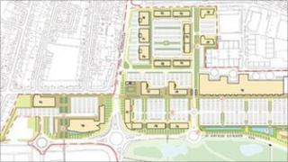Falkirk development plan