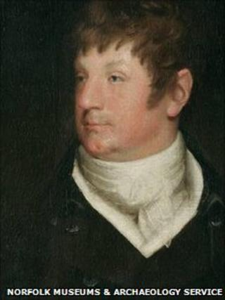 Dr Frank Sayers of Norwich