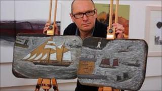 Art expert Curtis Dowling investigates the work of Cornishman painter, Alfred Wallis
