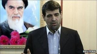 Mohammad Sharif Malekzadeh (file image)