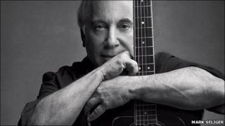 Paul Simon. Picture by Mark Seliger